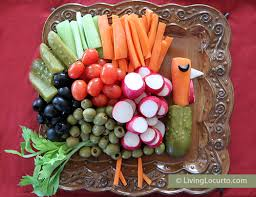 10 best thanksgiving fruit veggie platters from around the web