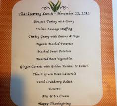 thanksgiving at pifs not your ordinary school lunch with
