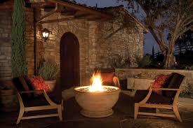 marbella fire bowl eldorado stone
