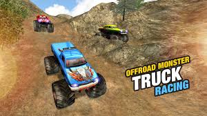monster truck racing video 4x4 monster truck racing offroad rally driver android apps on
