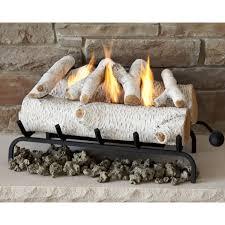decorative fireplace logs holder best decorative fireplace logs