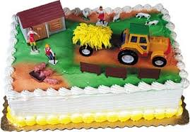 farm cake toppers cake decorating kits toppers farm farm eieio cake decorating