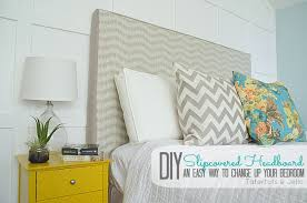 headboard covers make a slipcovered headboard an easy way to change up your bedroom