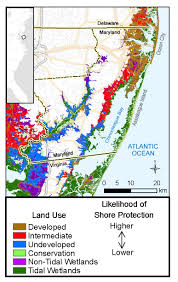 Florida Sea Level Rise Map by Sea Level Rise Planning Worcester Maryland Figure1 Jpg