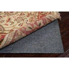 Rugs In Home Depot Runner Rug Padding U0026 Grippers Rugs The Home Depot