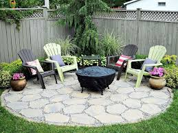 Contemporary Firepit Yard Pit Contemporary Patio Outdoor Living Patios And Within