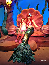 sea journey mermaid magic kingdom