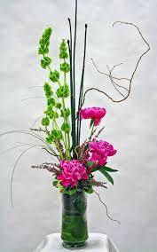 Flower Arrangement Techniques by Modern King Protea And Willow Arrangement Florals