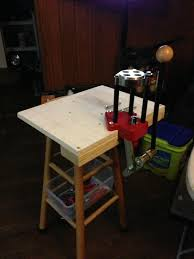 Workmate Reloading Bench Does Anyone Have Ideas Or Examples For A Low Profile Reloading