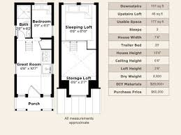 The Notebook House Floor Plan Strategies For Thinking About A Tiny House Green Living Ideas