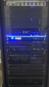 hands on with the new emc vnx5400 justin u0027s it blog