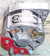 motorola alternator and regulator wiring jeep cj forums