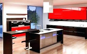 Black Gloss Kitchen Cabinets Black Gloss Kitchen Cabinet Decoration Splendid Modern Kitchen