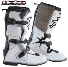 bike motocross 2015 hebo hike pro mx enduro trail bike motocross boots white rrp