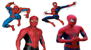 halloween costume spiderman spider man movie suits comparison raimi vs tasm2 youtube