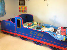 Thomas The Train Bed Thomas Bed Furniture Ebay