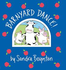 barnyard dance boynton on board sandra boynton 0019628034427