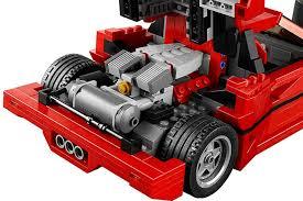 lego ferrari truck lego ferrari f40 is probably the only one you can afford