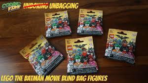 Lego Blind Packs Unboxing Lego The Batman Movie Blind Bag Figures Comic Vine