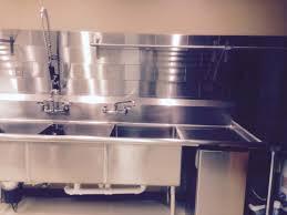Stainless Steel Kitchen Sink Strainer - kitchen amazing restaurant sink sprayer home depot kitchen sinks