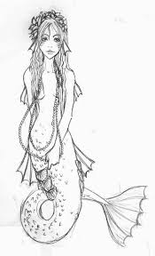 one more mermaid tattoo sketch in 2017 real photo pictures
