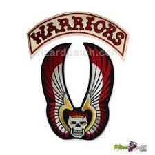 Baseball Furies Costume Halloween Details Warriors Movie Baseball Furies Patch Vest Jersey