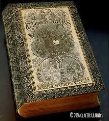 vintage spell bookcover halloween witch curses u0026 spells digital