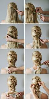 10 easy braid hairstyles to do yourself nail art styling