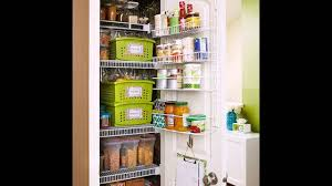 small kitchen pantry storage ideas youtube