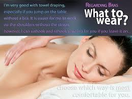 No Draping Massage Peter Haze Massage Faq