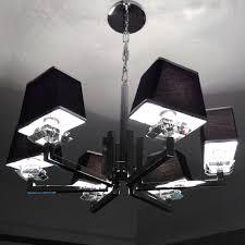 Black Chandelier Lighting by Online Buy Wholesale Modern Black Chandelier From China Modern