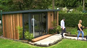 Backyard Offices The Garden Office Features On Season 3 Of Channel 4 U0027s Double Your