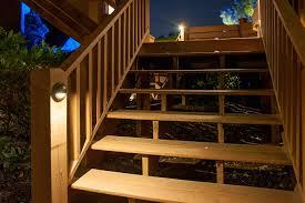Recessed Deck Lighting Deck U0026 Patio Lighting Experts Light Up Nashville
