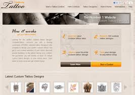 5 free and paid online tattoo designer tools design make your