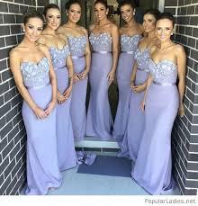 light purple long dress purple long dresses with lace details