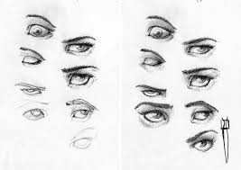 eye sketches proccess a photo on flickriver