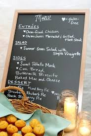 Backyard Wedding Food Ideas with Best 25 Wedding Food Menu Ideas On Pinterest Diy Wedding Menu