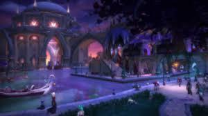 Landscape Lighting World Wallpaper World Of Warcraft Blurred Resort Blizzard