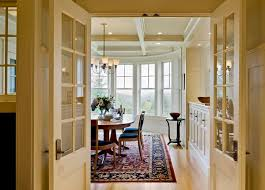 Dining Room Bay Window Treatments - bow window treatment u2013 an elegant and graceful feature of the home