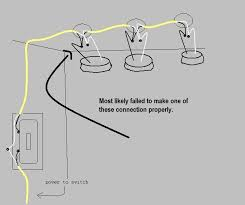 how to wire multiple pot lights to one switch efcaviation com