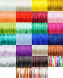 rattail cord rattail satin cord weir crafts