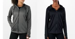 finishline women u0027s under armour fleece full zip hoodie only