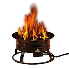 Portable Gas Firepit Heininger 5995 58 000 Btu Portable Propane Outdoor