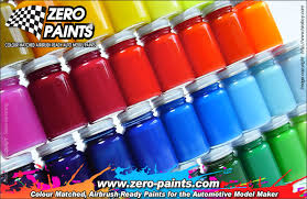 custom paint mixing service 60ml zp 1000 zero paints