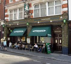 Family Restaurants Covent Garden Porters English Restaurant On Henrietta Street In Covent Garden