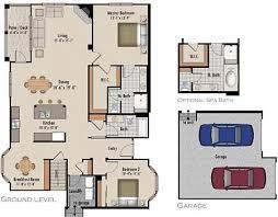 bungalow floorplans bungalow plans with loft ideas best image libraries