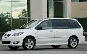 2006 mazda mpv information and photos zombiedrive