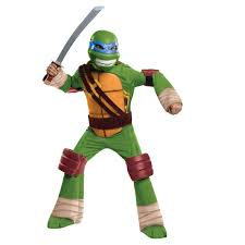 teenage mutant ninja turtle leonardo kids costume buycostumes com