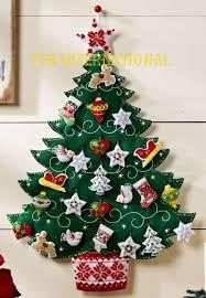 best 25 felt advent calendar ideas on fabric advent