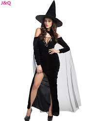 female witch costume ladies fever pumpkin witch halloween fancy dress costume